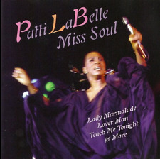 PATTI LABELLE - MISS SOUL - 10 TRACK MUSIC CD - LIKE NEW - G980