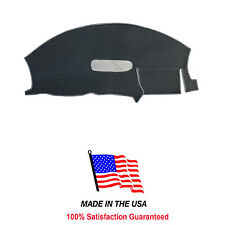 1997-2002 Chevy Camaro Charcoal Carpet Dash Cover Mat Pad CH64-3 Made in the USA