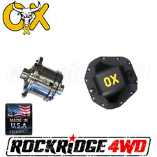 DANA 60 OX Locker 4.56 & HIGHER 35 SPLINE FORD CHEVY DODGE w/ Differential Cover