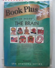 Book Plus Brain Science Model Anatomy Series