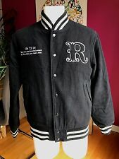 Rare Roots Athletics Wayne Gretzky Quote Varsity Letterman Jacket 2006 Olympics