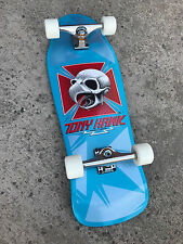 Old School Powell Peralta Tony Hawk Skull Reissue Complete Skateboard