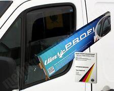 ClimAir Windabweiser Regenabweiser rauchgrau Ford Transit V VI  2000-2012 46043