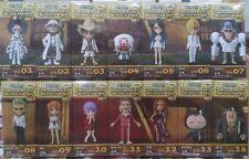 Banpresto One Piece Film Gold WCF Vol.1+Vol.2 Set of 14 in stock!