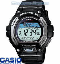 Casio WS220-1AV Tough Solar Power 100 Meter WR LED Light Afterglow WS2201AV