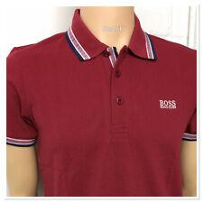 5129bba3115cd Hugo Boss Polo Mangas Cortas Camisa Para Hombres