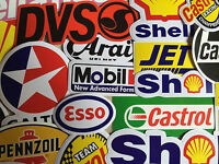 Sticker Decal Aufkleber Special Set (SPO) - über 20 Sponsoren / Racing Sticker