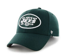 7ac9cefd1 NFL New York Jets Adult OSFM  47 Brand MVP Adjustable Hat