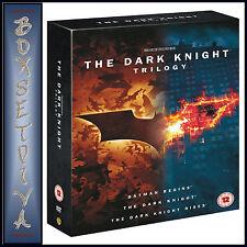 THE DARK KNIGHT  TRILOGY- **BRAND NEW DVD BOXSET  **