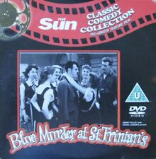 BLUE MURDER AT ST TRINIANS DVD FEATURE FILM GEORGE COLE JOYCE GRENFELL SABRINA