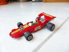 Matchbox Speed Kings Racing #35 K-35 jouet ancien métal 1/36 F1 Formule 1