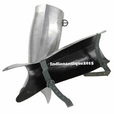 Medieval Armour Ancient Greek Hoplite Graves 16g Functional Leg Guard Replica