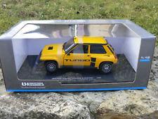 renault 5 r5 turbo gerard larousse 1/18 UH universal hobbies 1000 ex
