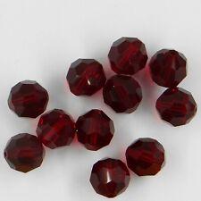 5000 14 S *** 1 perle cristal Swarovski RONDE réf. 5000 14mm SIAM