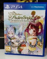 PS4 ATELIER SOPHIE Alchimist of the Mysterious Book  SIGILLATO  ITALIANO