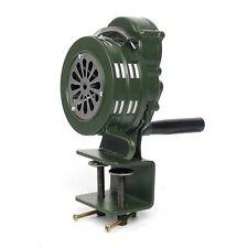 Emergency Warning Metal Device, Air Raid, Portable Hand Crank Siren PA-0011