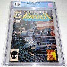 Punisher Limited Series #1 3x CGC Universal Grade Comic Jigsaw Appearance 9.6 🔥
