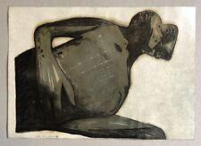 Thomas Rieck, Zeichnung, 2012, handsigniert und datiert