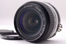 Near Mint  Nikon Ai-s Nikkor 28mm f/3.5 Wide Angle MF Lens from Japan