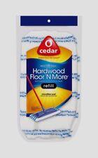 O-Cedar Floor N More Easy Wring Microfiber Sponge Pad Mop Refill Washable 151198