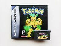Pokemon VEGA Game / Case Nintendo Game Boy (GBA) -  Fan Made Fakemon USA Seller