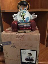 Disney Pinocchio Snow Globe Boxed