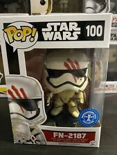 FN-287  Star Wars underground toys exclusive Funko Pop Vinyl 100