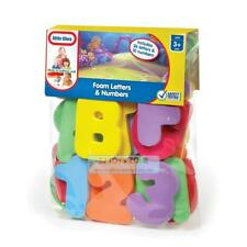 Little Tikes Bath Letters and Numbers Colourful Fun Bath Toy