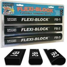 Motor Guard Mgap-6 Flexi-block Sanding Assortment Backing Pads (mgap6)