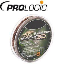 (0,23€/1m) Prologic Hooklink Mono Mirage XP 30m 15,5kg 0,499mm - Vorfachschnur
