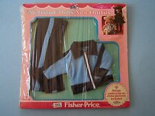 1984 Fisher Price My Friend 224 Jogging Outfit Mip