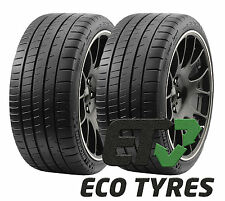 2X Tyres 265 35 R19 98Y XL Michelin SuperSport N2 E B 71dB
