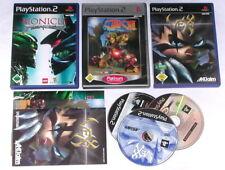 3 punte bambini giochi per Playstation 2 ad esempio Jak 2, Vexx; LEGO BIONICLE