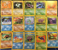 Pokemon cards TCG Fossil Lot of 18 - Mint FIRST EDITION
