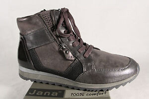 Jana Ankle Boots, Boots, Boots Grey 25203 New