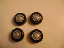 Lionel 68 Inspection Car  Wheels with Hubcaps (pkg. of four)