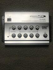New listing Linear Da-550Bid ChannelPlus Bi-Directional Rf Distribution Amplifier w/ 12V Ir