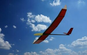 NEW RC Model HLG Trotter ARF glider full carbon handlaunch sailplane EU quality