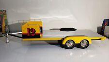 RETRO 1-2-3 LLC SPEEDWAY MIDGET RACER CAR TRAILER LIMITED EDITION NEW IN BOX