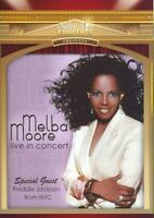 MELBA MOORE - LIVE IN CONCERT USED - VERY GOOD DVD
