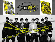 STRAY KIDS KPOP 2nd Mini Album I am WHO 2CD [I am+WHO ver.] Music Album Set