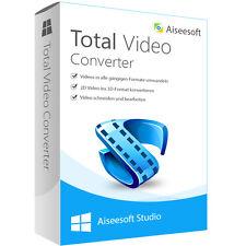 Total Video Converter win aiseesoft dt. versión completa-por vida descarga de licencia