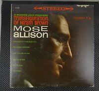 Mose Allison – Transfiguration Of Hiram Brown (Columbia – CS 8240)