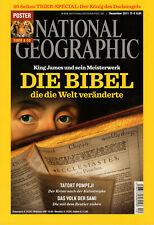 NATIONAL GEOGRAPHIC Magazin, 84 Hefte