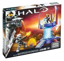 Mega Bloks Halo COVENANT WATCH TOWER Building Set 239pcs