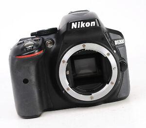 Nikon D5300 DSLR Camera - Body Only  - Spares or Repairs -