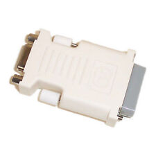 DVI-A Male to VGA/SVGA D-Sub Male Cables and Adapters