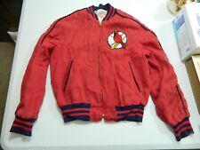1950's St Louis Cardinals Busch Stadium Child's Red Souvenir Logo Jacket