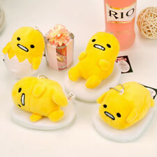 Gudetama Plush Stuffed Doll Toy Cute Egg Kawaii Soft Figurine 4PCS Sanrio New