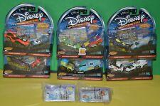 Disney Wild Racers Lot of 6 packs Die Cast Toy Story Car plus 2 Prototype